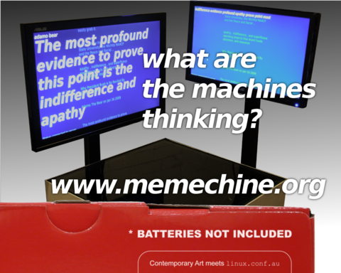 What are the machines thinking?